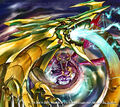 Zeek Calibas, the Fuuma Holy Dragon artwork