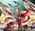 Dragrunder, Thunderous Dragonic Phoenix artwork