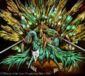 Spirit Sateek, Spirit Knight artwork