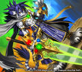 Byakko, the Innocent Blade artwork
