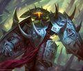 Dawn, Misfortune Demon 71 artwork