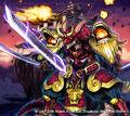 Grand Cross Iron Cleaver Dragon artwork