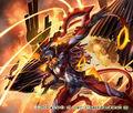 Meteor Flash Dragoon artwork