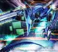 Veil Babylonia, Blue Divine Dragon artwork
