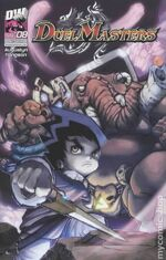 Duel Masters Comics Volume 8.jpg