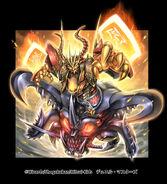 Gaizekial, Concatenated Demon Emperor artwork