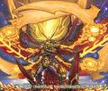 Infinity Phoenix, Phoenix of the Dragon Flame artwork