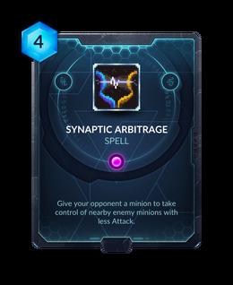 Synaptic Arbitrage.png