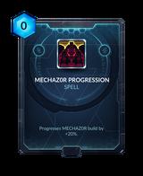 MECHAZ0R Progression.png
