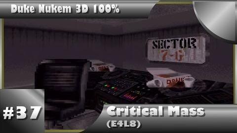Duke_Nukem_3D_100%_Walkthrough-_Critical_Mass_(E4L8)_-All_Secrets-
