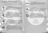 DK 3D Tectoy manual - pages 10 and 11 (sega-brasil)