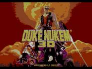 DK 3D title screen (Sega Genesis) (1)