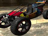 RC Nukem Car
