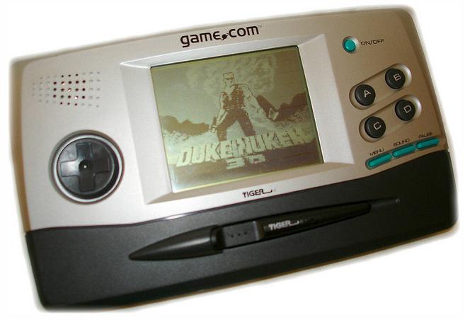 Duke Nukem 3D (Game.com)