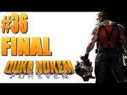 Duke Nukem Forever - -36 - Final Battle (ENDING)