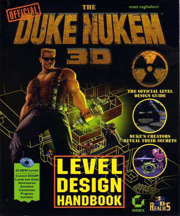 Duke Nukem 3D Level Design Handbook