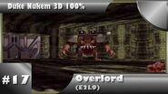 Duke Nukem 3D 100% Walkthrough- Overlord (E2L9) -All Secrets-