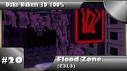 Duke Nukem 3D 100% Walkthrough- Flood Zone (E3L3) -All Secrets-