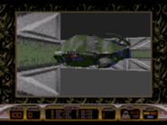 Sentry Drone (Sega Genesis)