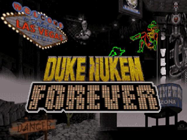 Duke Nukem Forever (DN3D mod)