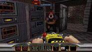 """Duke Nukem 3D-""""Damn,I'm Good""""-100%-Secret Level-Prima Arena(All Secrets)"""