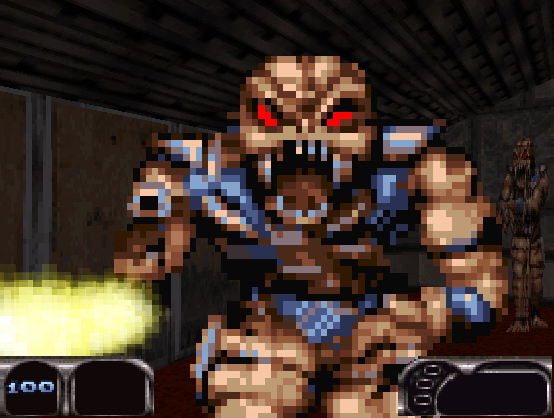 Assault Captain (DN3D)