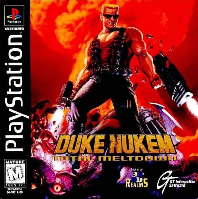Duke Nukem: Total Meltdown