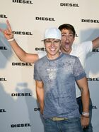 Opening of Diesel s Melrose Place Flagship Store 28529