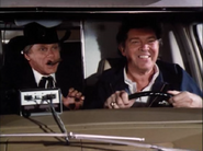 Dewey Hogg and his driver