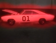 """The Ghost of General Lee in episode """"The Ghost of General Lee"""""""