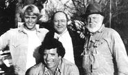 Jerry and Dukes cast