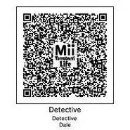 Detective Dale QR Code