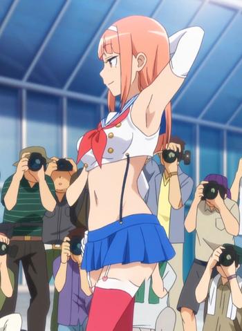 Anime (As Yuria)