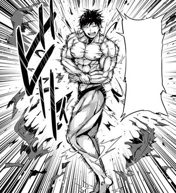 Manga (Buff)