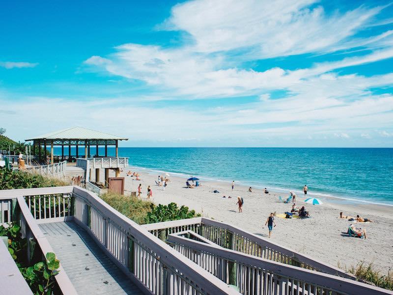 Coral Gates Beach