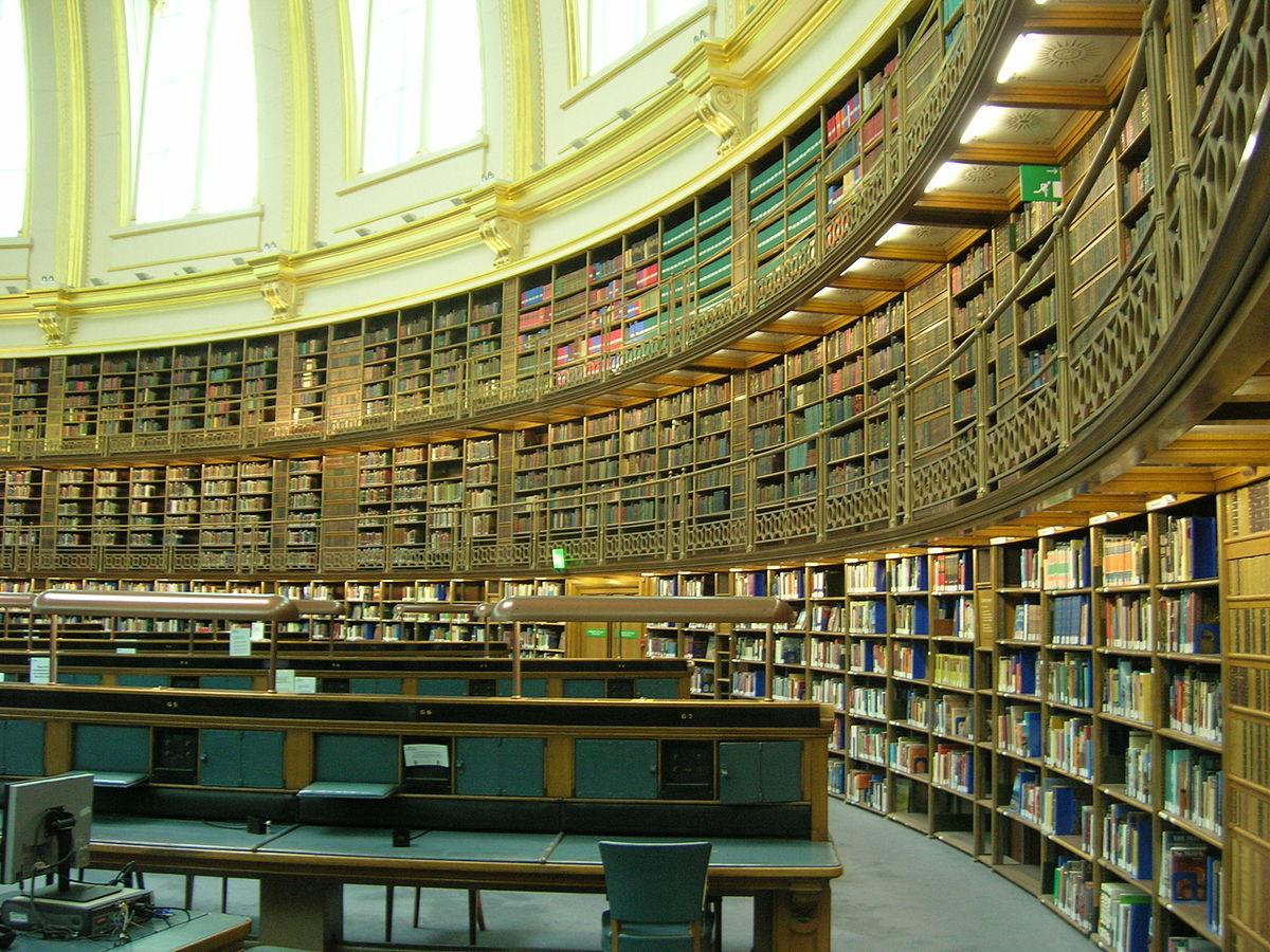 Castle Melzar/Library