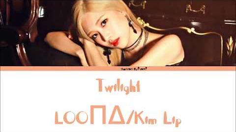 Kim Lip (LOOΠΔ 김립) - Twilight (Prod