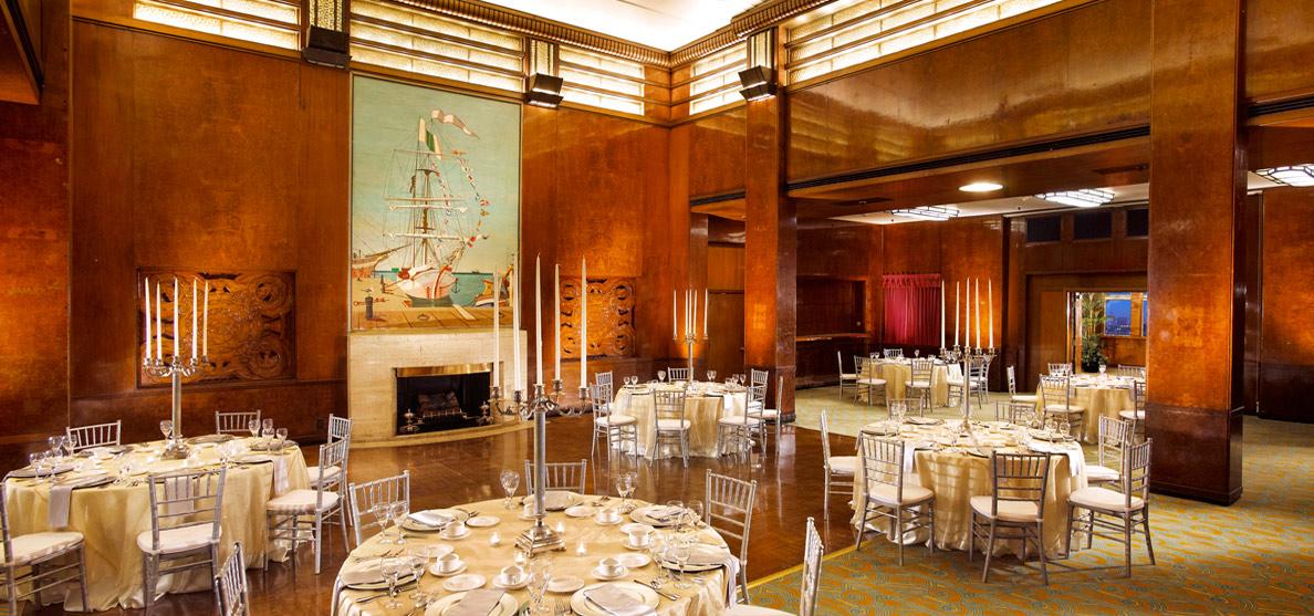 Castle Melzar/Dining Hall