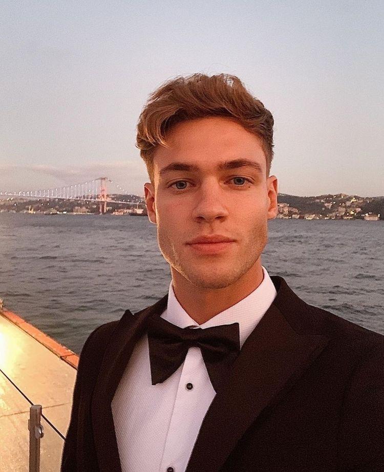 Prince Ambroise Grimaldi of Monaco