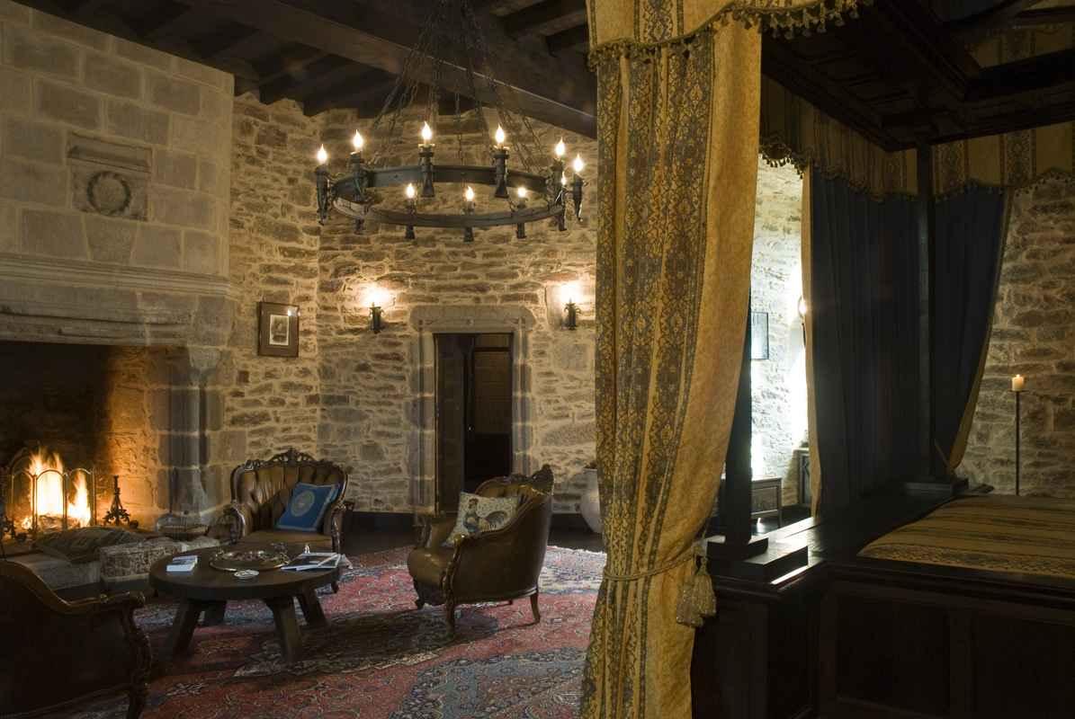Castle Melzar/Melzar's Room