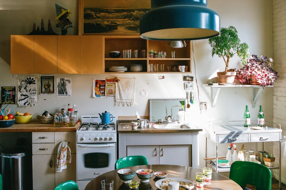 Backpackers Hostel/Kitchen