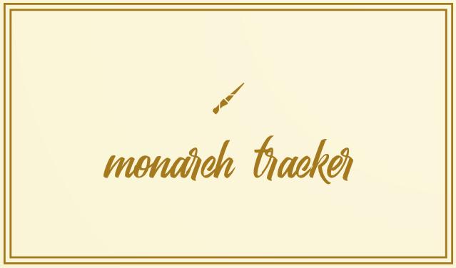 Monarch Tracker