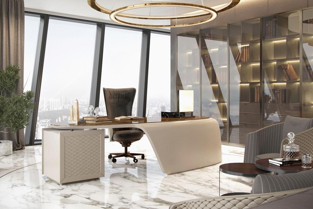 Alohomora Entertainment Building/CEO's Office