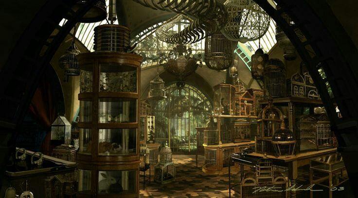 Citadel of the Lost/Reptile Room