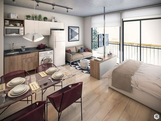 Augustus Gabriel/Apartment
