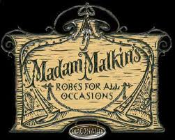 Madame Malkin's Robes For All Occasions