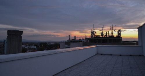 Backpackers Hostel/Rooftop