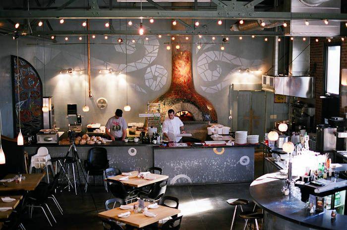 Firebolt Pizzeria (Diagon Alley)
