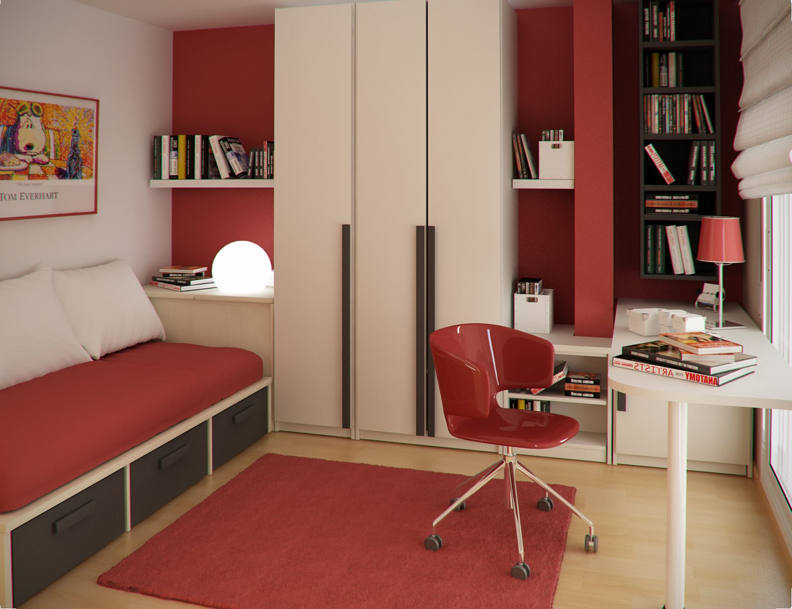 Briar Home/Lilith's Room