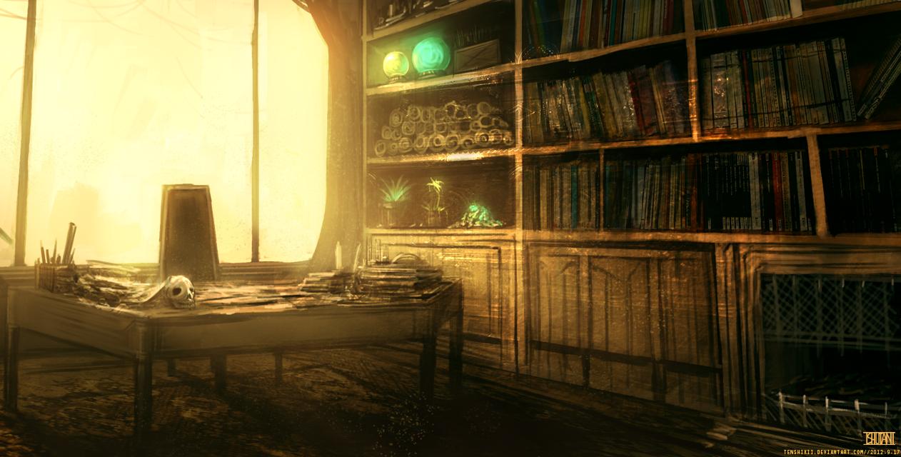 Caretaker's Office
